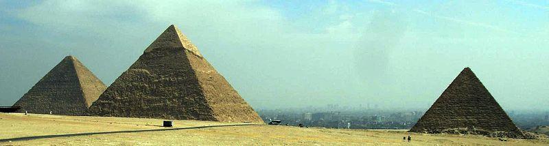 Desvelan el secreto de los egipcios para trasladar los bloques de piedra de las pirámides 1-10