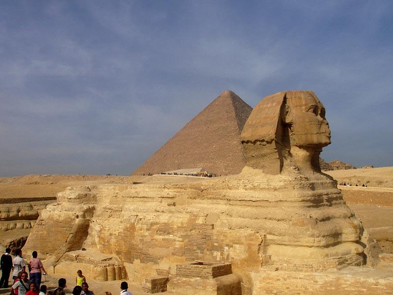 Desvelan el secreto de los egipcios para trasladar los bloques de piedra de las pirámides 10-5