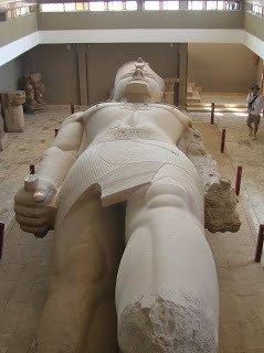 Desvelan el secreto de los egipcios para trasladar los bloques de piedra de las pirámides 12-4