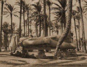 Desvelan el secreto de los egipcios para trasladar los bloques de piedra de las pirámides 13-3