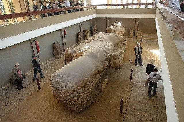 Desvelan el secreto de los egipcios para trasladar los bloques de piedra de las pirámides 16-2
