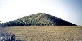 Desvelan el secreto de los egipcios para trasladar los bloques de piedra de las pirámides 17-3