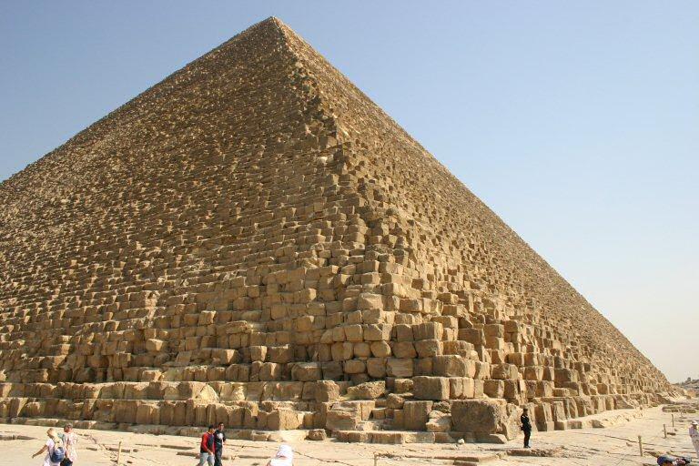 Desvelan el secreto de los egipcios para trasladar los bloques de piedra de las pirámides 2-10