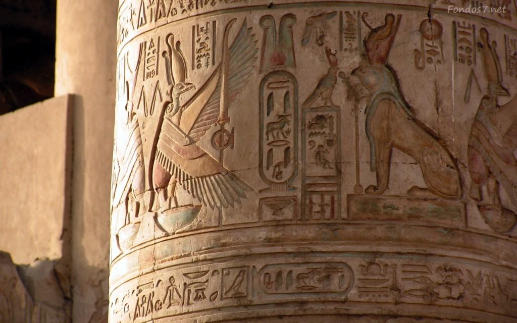 La mentira sobre las pirámides de Egipto.