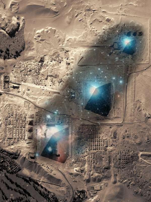 Desvelan el secreto de los egipcios para trasladar los bloques de piedra de las pirámides 9-5